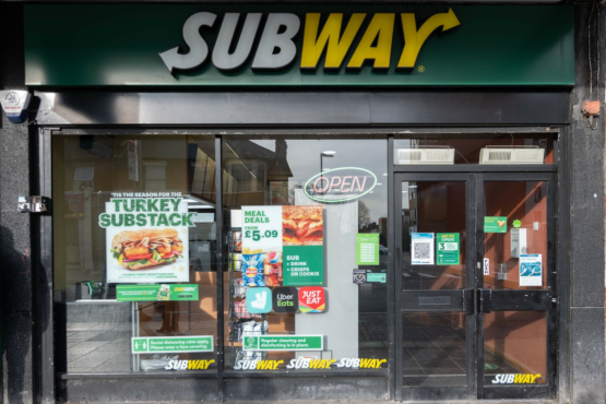 Subway (High Road)
