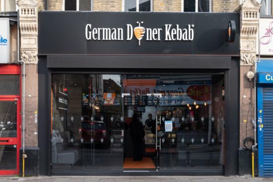 DK German Doner Kebab