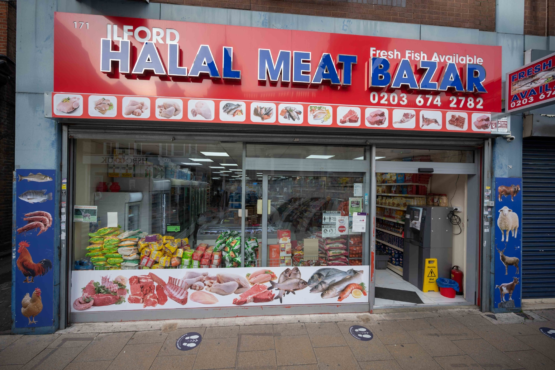 Ilford Halal Meat and Fish Bazar