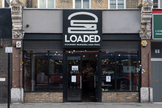 Loaded Burgers