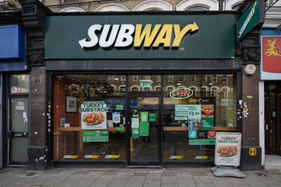 Subway (Cranbrook Road)
