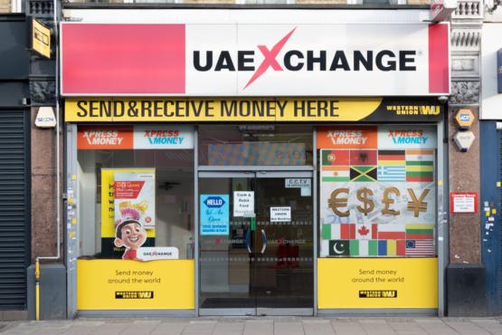 UAE Exchange UK
