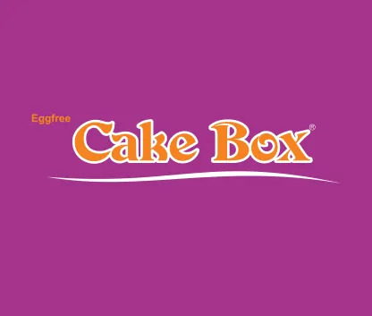 Egg Free Cake Box