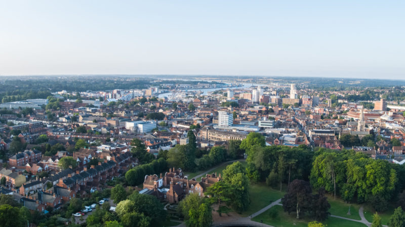 Should Ipswich apply to become a city? 16 Jul