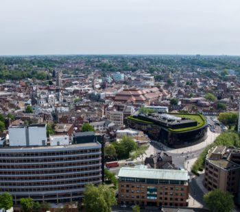 Town Deal: 15 Ipswich town centre projects 29 Sep