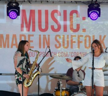 Free Summer Music Festival on Cornhill 02 Oct