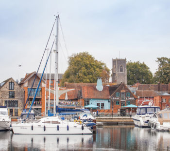 UK Government back Suffolk 'Unexplored England' campaign 28 Aug