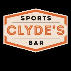 Clyde's Bar Logo