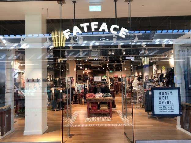 10% Student Discount at FatFace