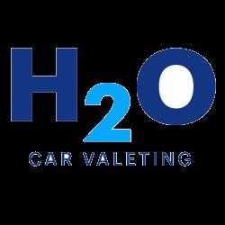 H2O Car Valeting (Red Car Park) Logo