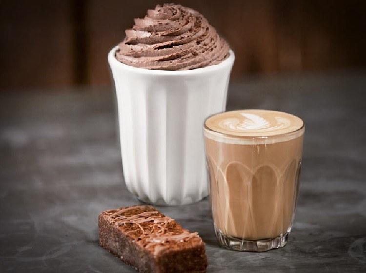 Hotel Chocolat Drinks + Ices