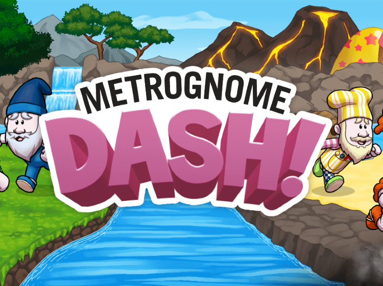 Play our Metrognome Game!