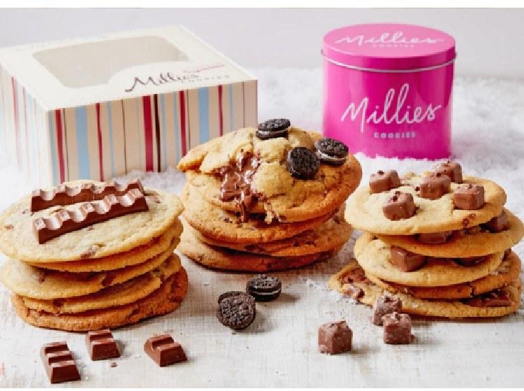 Millie's Cookies (Kiosk)