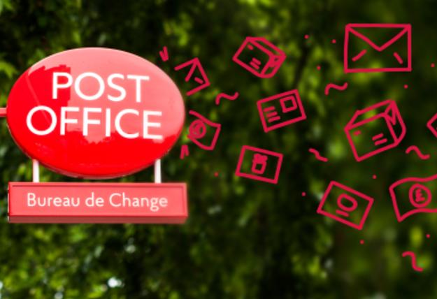 Post Office JCR Newsagents