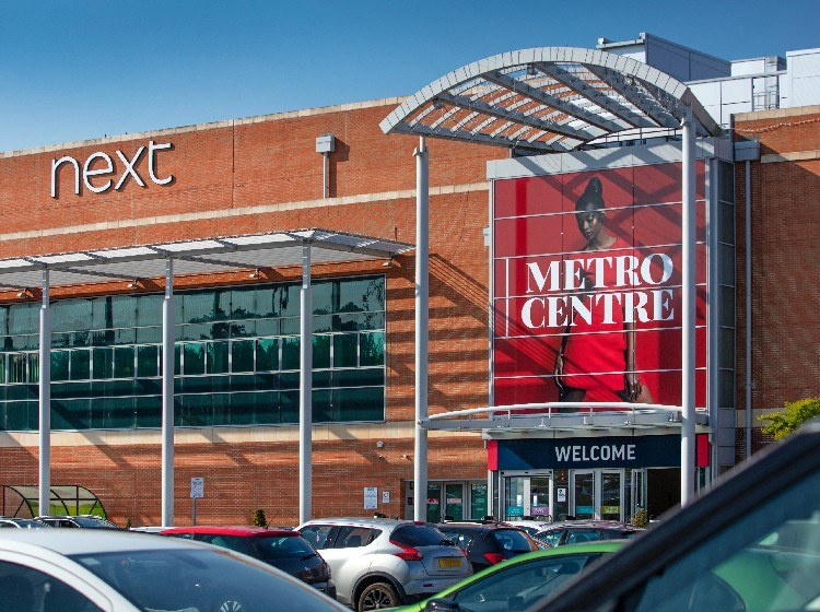 Metrocentre rebrands with fresh new look