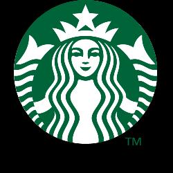 Starbucks Lower Red Mall Logo