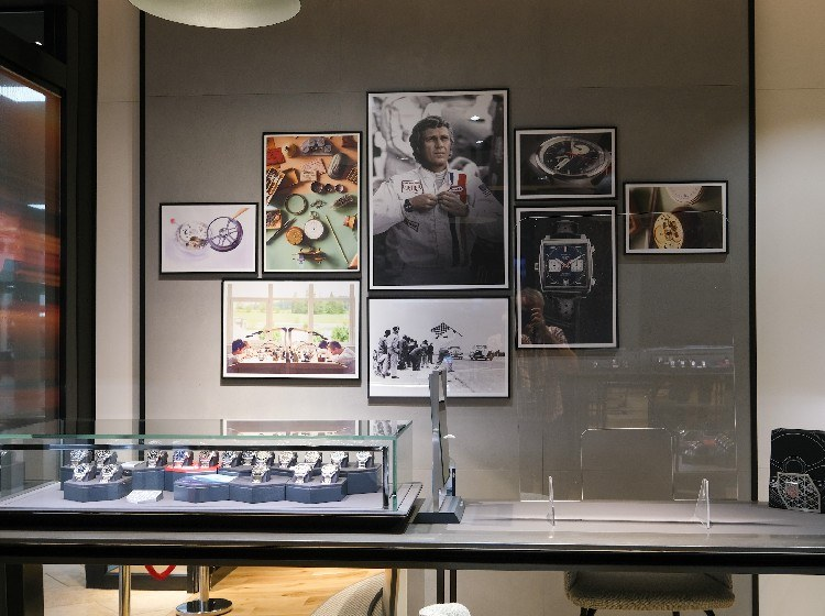 TAG Heuer Boutique