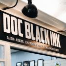 Doc black ink banner 750 X560