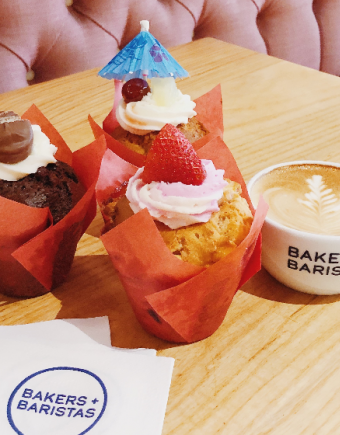 Bakers and baristas banner 750x560pix