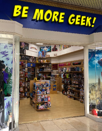 Be more geek banner image 750x560pix