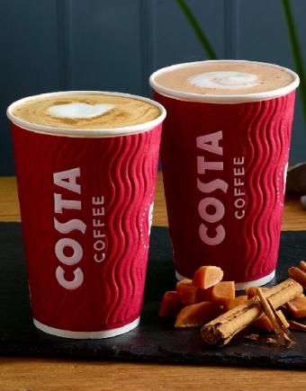 Costa coffee banner image 750x560pix