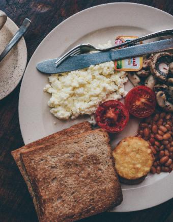 Food breakfast stock imagery 750x560pix