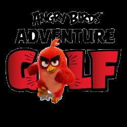Angry Birds Adventure Golf Logo