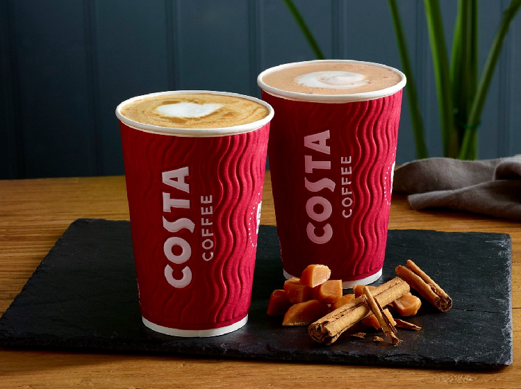 Costa Coffee (Within ODEON)