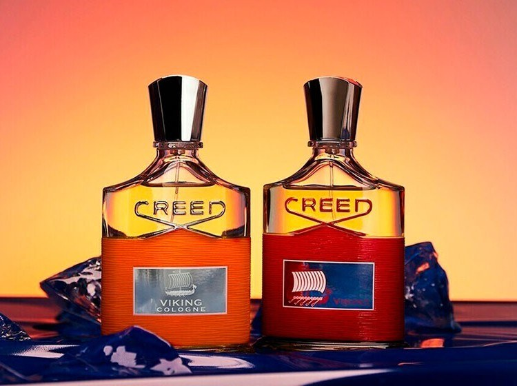 New Creed Fragrance at House of Fraser