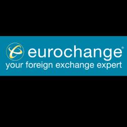 Eurochange (Blue Mall) Logo