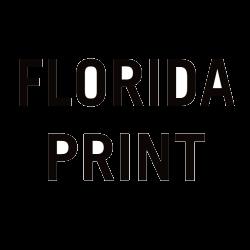 Florida Print Logo