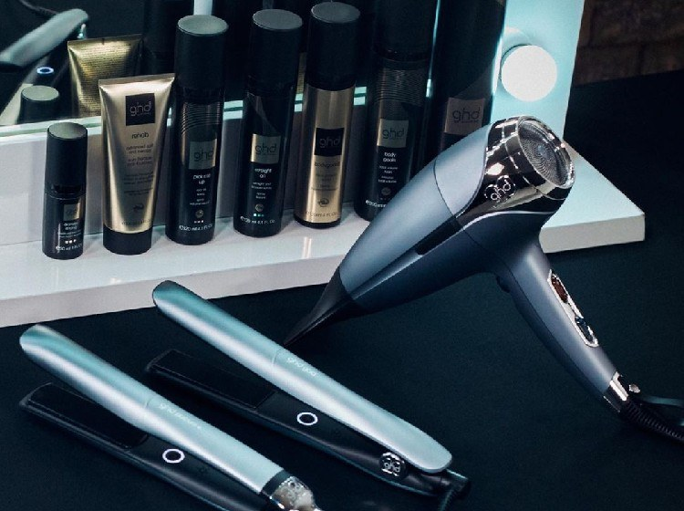 Free ghd gift with purchase
