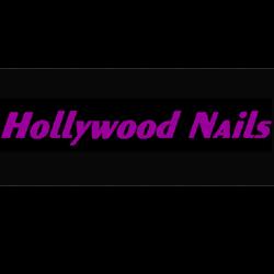 Hollywood Nails Logo