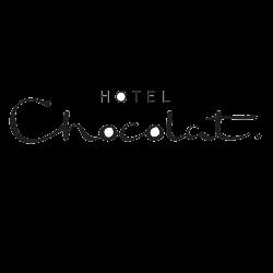 Hotel Chocolat Drinks + Ices Logo