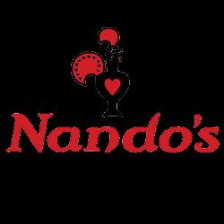 Nando's Lower Blue Mall Logo
