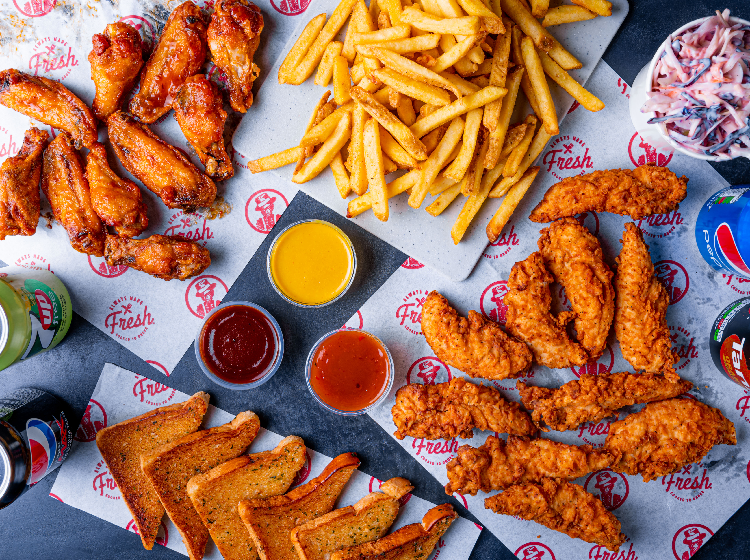 Slim Chickens is bringing the Sauce to Metrocentre