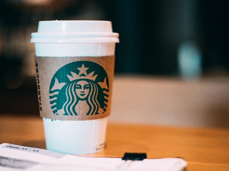 Starbucks Upper Red Mall