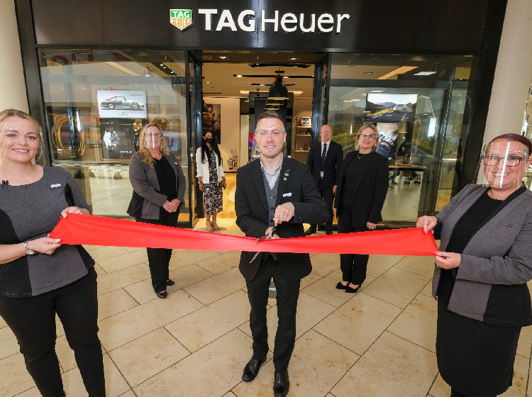 TAG Heuer opens new boutique