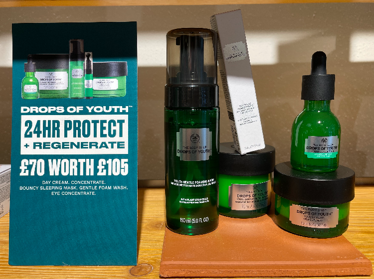 Drops of Youth 24 hour Protect and Regenerate Regime for £70