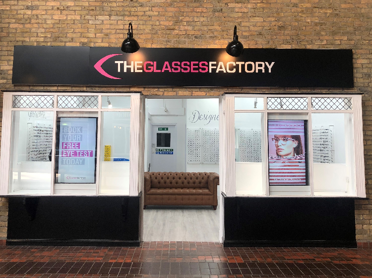 The Glasses Factory