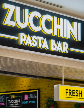 Zucchini signage 750x560