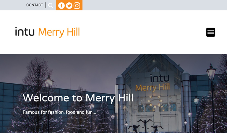 Merry Hill Centre