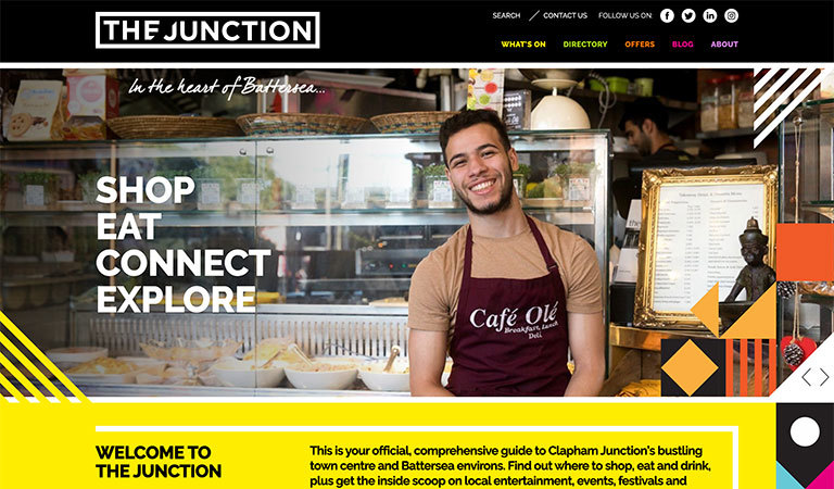 Visit Clapham Junction