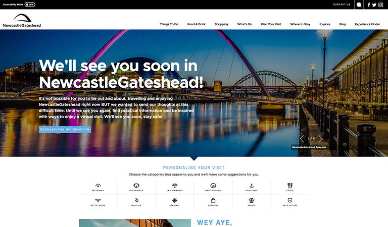 NewcastleGateshead