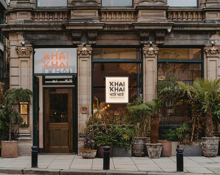 Khai Khai indian restaurant Newcastle