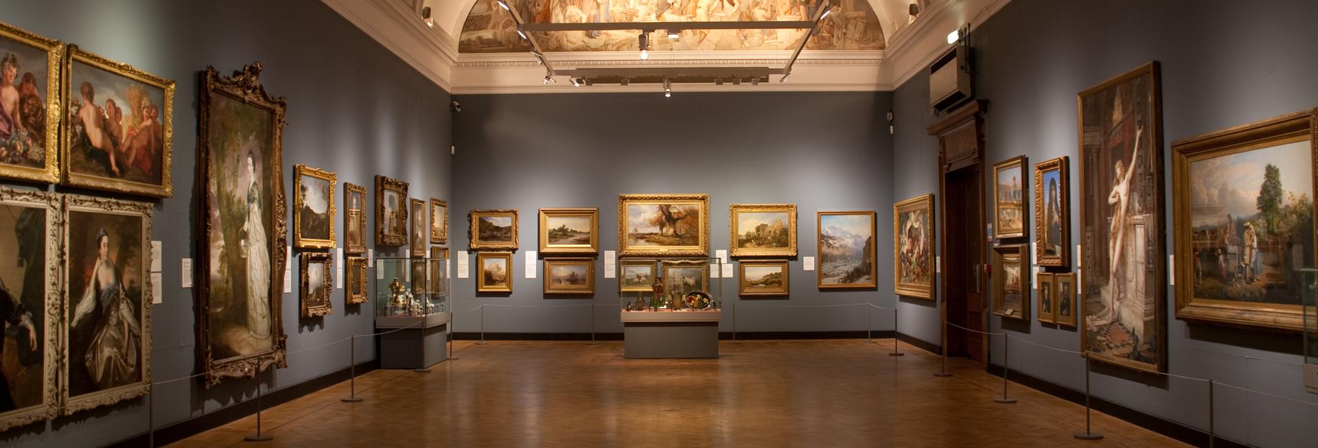 Laing Art Gallery, Newcastle-Upon-Tyne