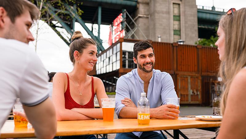 Beer gardens reopen blog NEWCASTLEGATESHEAD