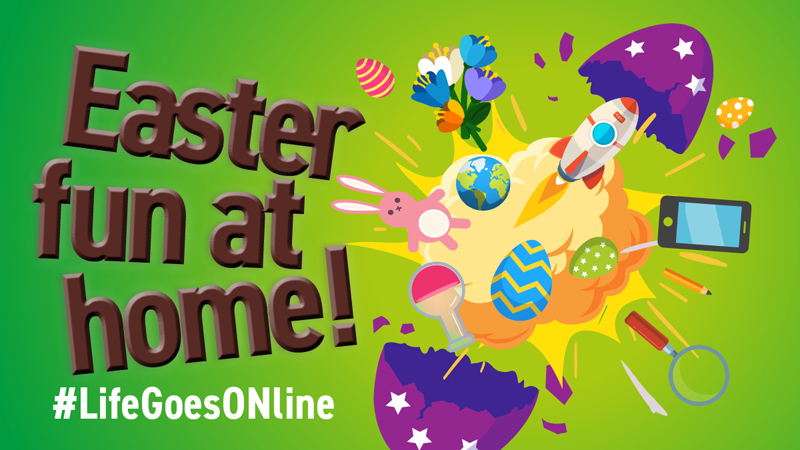 Family Blog EASTER Life Science