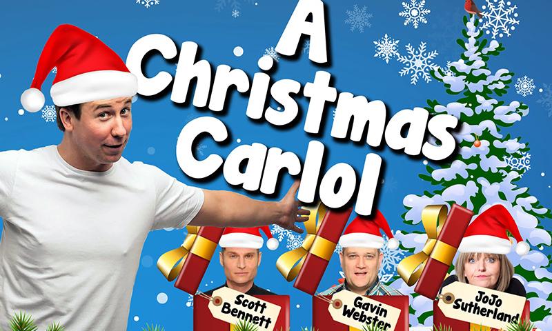 Carl Hutchinson Christmas Carlol