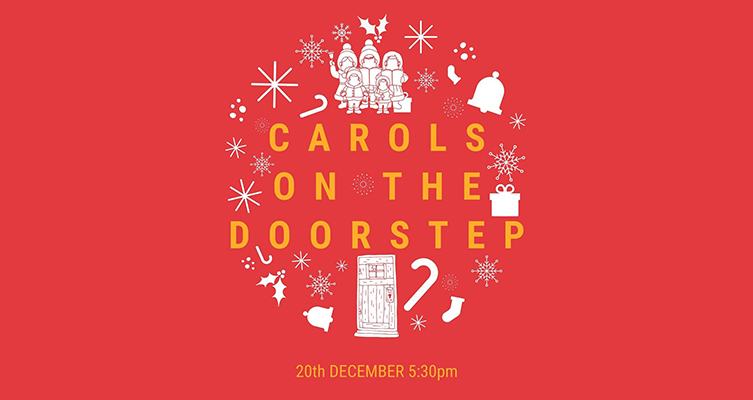 Carols on your doorstep